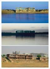 Sarkhej Roza Complex, Makarba, Gujarat (c. 1500 AD)