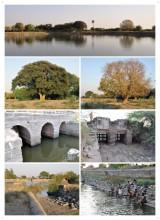 Chandrasar Lake, Pratappur, Gujarat (1460 A.D)