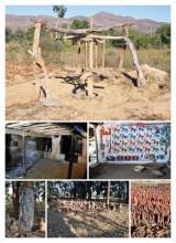 Panchmahal, an aadivasi area of Gujarat