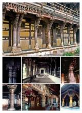 Wooden Column Types