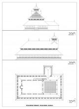 Tellicherry Mosque, Tellicherry, Kerala (c.1806 A.D)