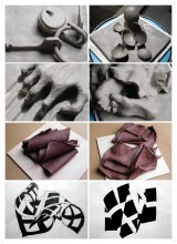 Exploration of Feelings though Clay Modeling