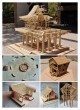 Exploring Vernacular architecture (Wood)