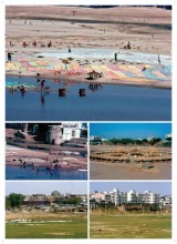 Sabarmati River, Ahmedabad, Gujarat